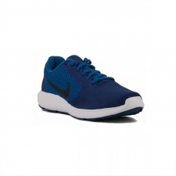 Nike Revolution 3 Azul Deep Royal Blue Hombre