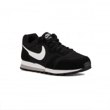 Nike MD Runner 2 GS Negro Black White Niño