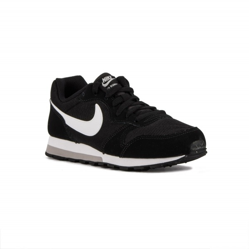 half off 51d5a 0aa77 Nike MD Runner 2 GS Negro Black White Niño