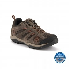 Columbia Zapatilla North Plains Drifter Waterproof Marrón Hombre