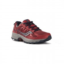 Saucony Grid Excursion Tr11 Red Navy Grey Hombre
