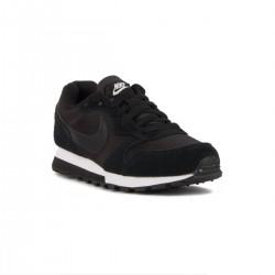 Nike MD Runner 2 Negro Black White Mujer
