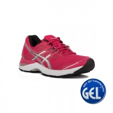 Asics Gel Pulse 9 Cosmo Pink Silver Black Mujer