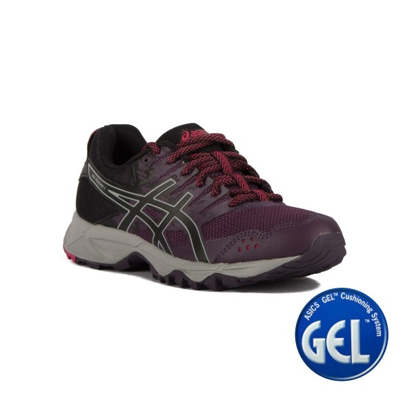 5ca7269bd7d Asics Gel Sonoma 3 Winter Bloom Black Mid Grey Mujer