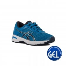 Asics GT-1000 6 GS Directoire Blue Peacoat Silver Niño