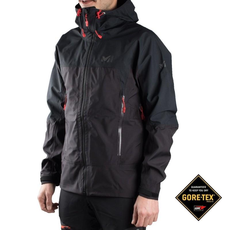 Gtx Millet Jungfrau Hombre Negro Chaqueta 3qA5RLj4