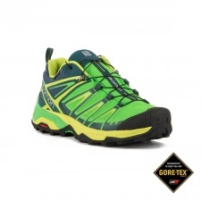 Salomon Zapatilla trailrunning X Ultra 3 GTX Reflecting Pond Goretex Hombre