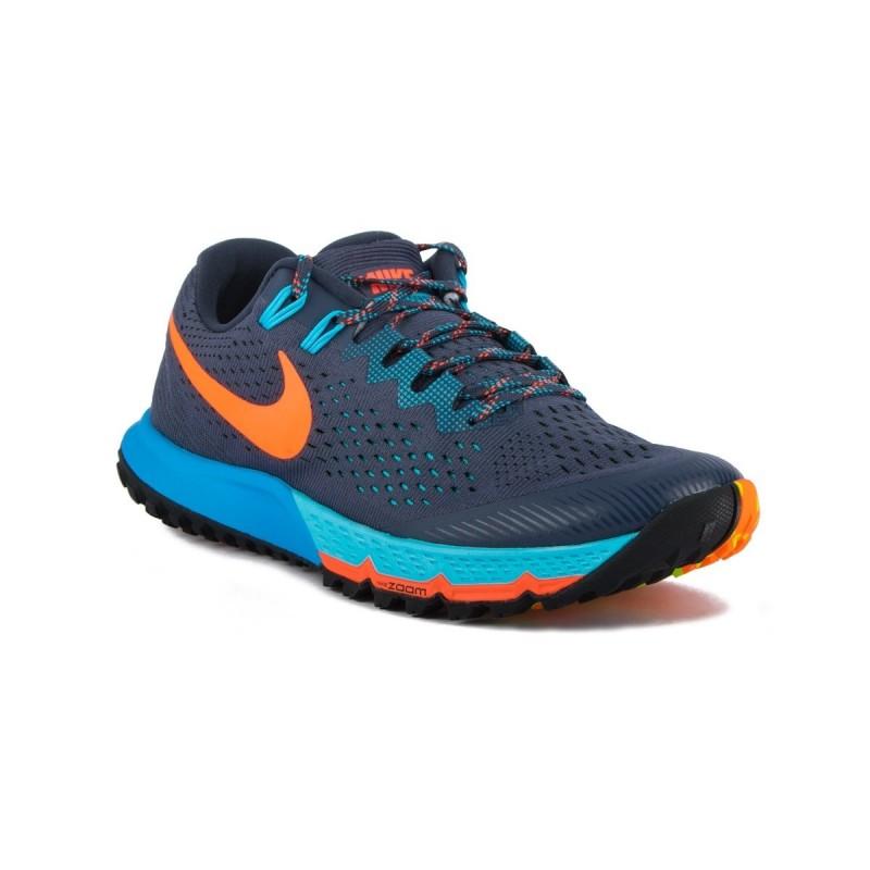 e5834a92aebbf Nike Air Zoom Terra Kiger 4 Thunder Blue Azul Hombre
