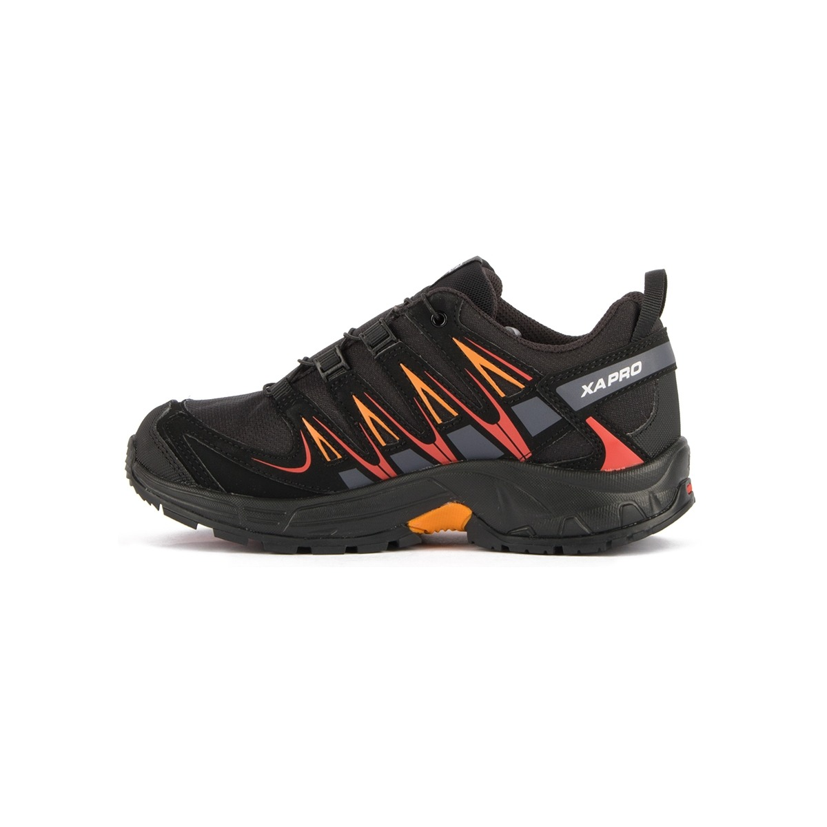Salomon Zapatilla XA Pro 3D CSWP Junior Black Negro Niño