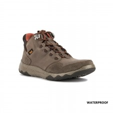 Teva Bota Arrowood Lux Mid WP Bungee Cord Taupe Hombre