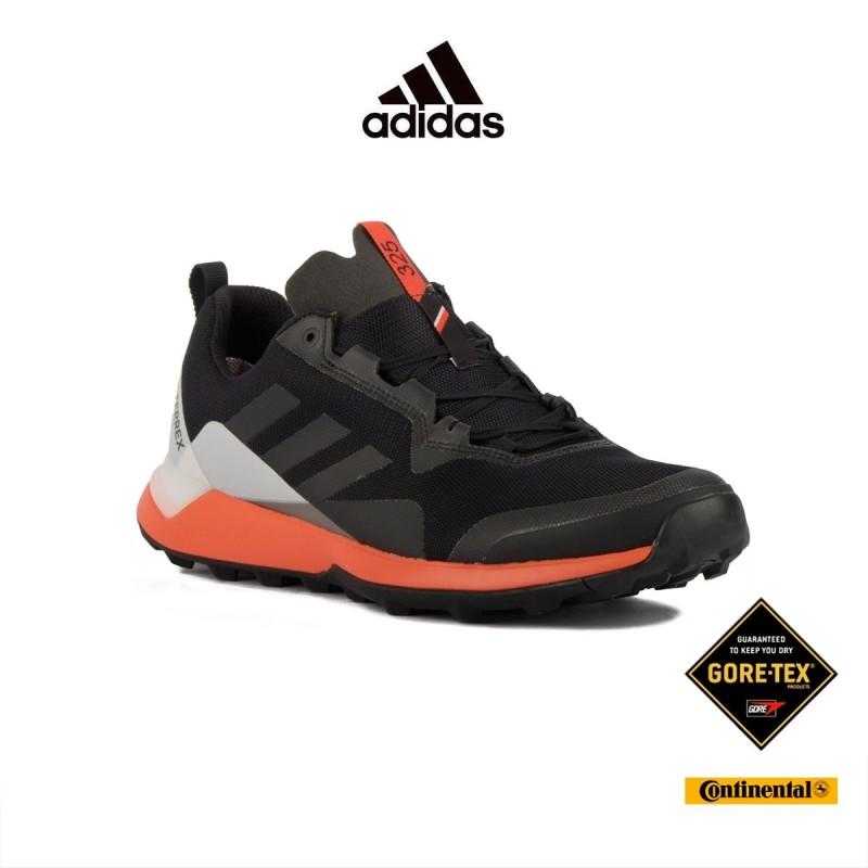 e5c7d90e6f9e Adidas Terrex CMTK Negra Roja Gore-Tex Hombre