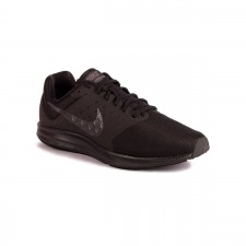 Nike Wmns Downshifter 7 Negro Black Mujer