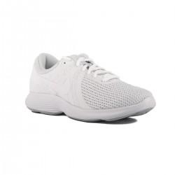 Nike Wmns Revolution 4 EU White Blanco Mujer