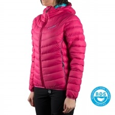 Camp Plumas Ed Protection Jacket Lady Fucsia Mujer
