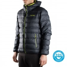 Camp Plumas Cloud Jacket Nero Negro Hombre