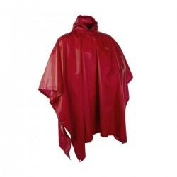 Joluvi poncho nylon rojo