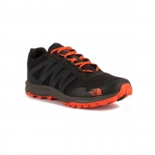 The North Face Litewave Fastpack Grey Tibetan Orange Hombre