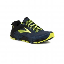 Brooks Cascadia 12 Blue Black Nightlife Hombre