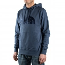 The North Face Sudadera Light Drew Peak Blue Wing Teal Azul Hombre