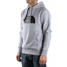 The North Face Sudadera Light Drew Peak Light Grey Heather Gris claro Hombre
