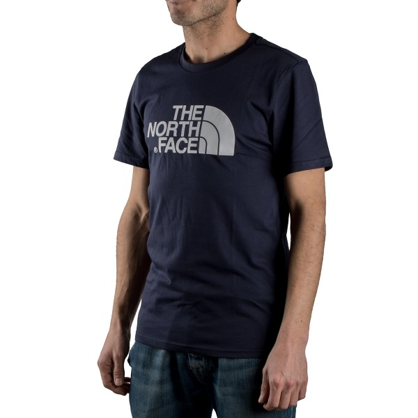 The North Face Camiseta Easy Tee Urban Navy Marino Hombre