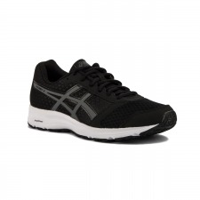 Asics Patriot 9 Black Carbon White Negro Hombre