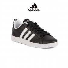 ADIDAS VS Advantage Black White Hombre