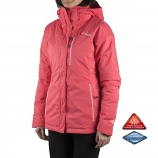 Columbia Chaqueta Lost Peak™ Red Camelia Coral Mujer