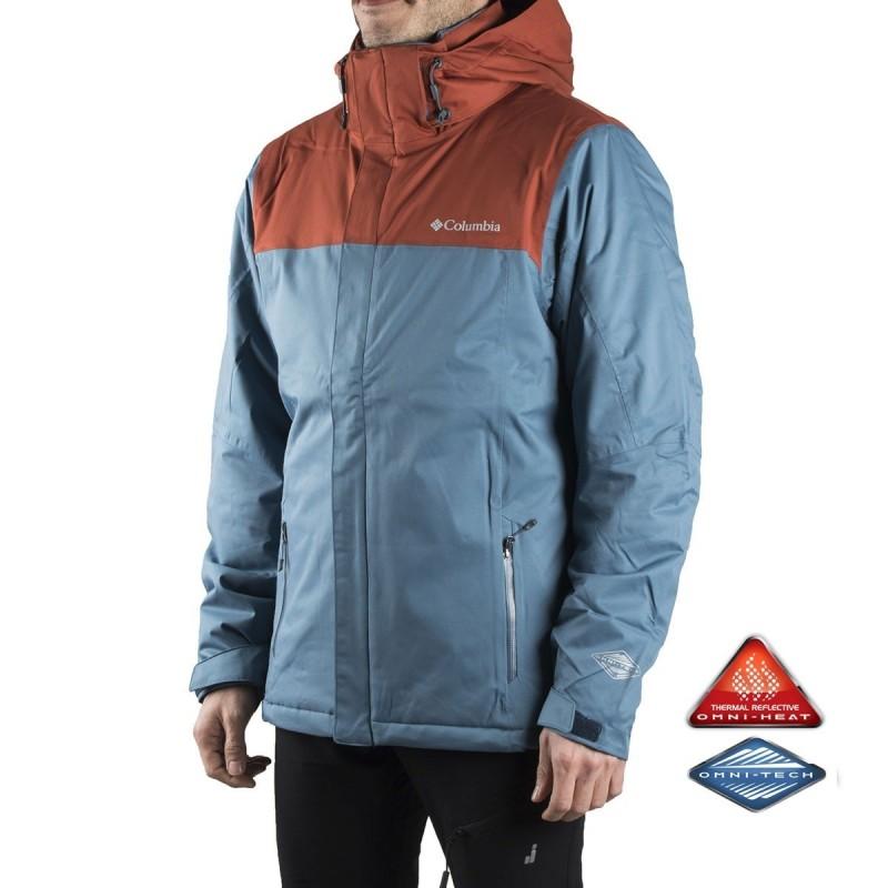 Comprar Columbia Chaqueta Everett Mountain™ Azul Teja Hombre online   Tienda Online de Columbia