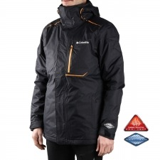 Columbia Chaqueta Ride On™ Ski Negro Hombre