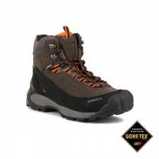 Treksta Bota alta Concordia High GTX Black Orange Hombre