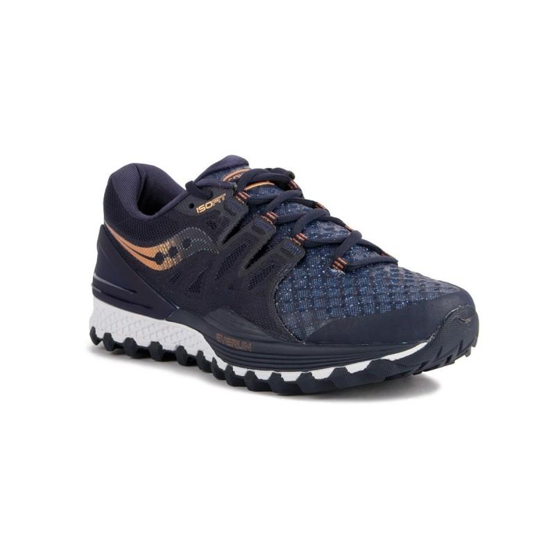 Saucony Xodus Iso 2 GTX Running shoes for Women Black