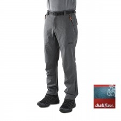 +8000 Pantalón Shatior 18V Negro Tej. Bicolor Hombre
