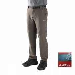 +8000 Pantalón Desmontable Torrebarrio 18V Camuflaje Hombre
