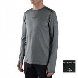 +8000 Camiseta Lanin 18V Grafito Estampado Hombre