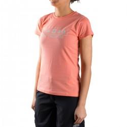 +8000 Camiseta Lenana 18V Gris Medio Vigore Mujer
