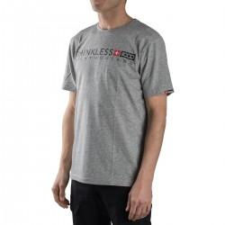 +8000 Camiseta Kubor 18V Ceniza Vigore Gris Hombre
