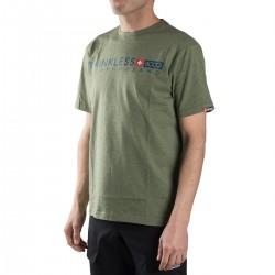 +8000 Camiseta Kubor 18V Verde Hoja Hombre