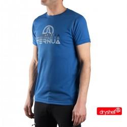 Ternua Camiseta Foncea B Azul Hombre