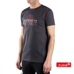 Ternua Camiseta Foncea D Gris Hombre