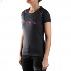 Ternua Camiseta Sotes C Negro Mujer