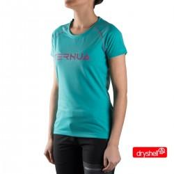 Ternua Camiseta Sotes B Turquesa Mujer