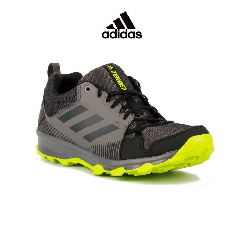 quality design a8063 139be Hombre Adidas Terrex TraceRocker Gris Lima Hombre