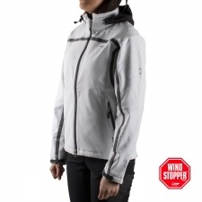 Trangoworld Softshell Windstopper Crisa Blanco 3EE Mujer