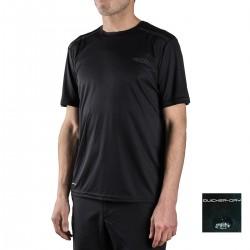 +8000 Camiseta Jebel 18V Negro Hombre