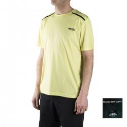 +8000 Camiseta Jebel 18V Amarillo Limón Fluor Hombre