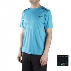 +8000 Camiseta Jebel 18V Azul Claro Hombre