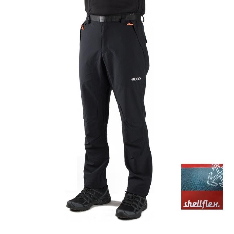 +8000 Pantalón Shatior 18V Negro Hombre
