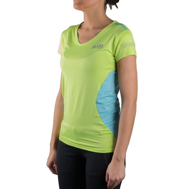 +8000 Camiseta Mohinara 18V Lima Mujer