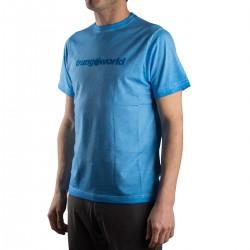 Trangoworld Camiseta Garena 5AA Azul Hombre